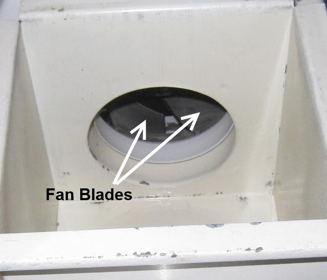 Booster Fan Blades