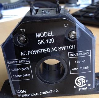 Current Sensing AC Switch 320